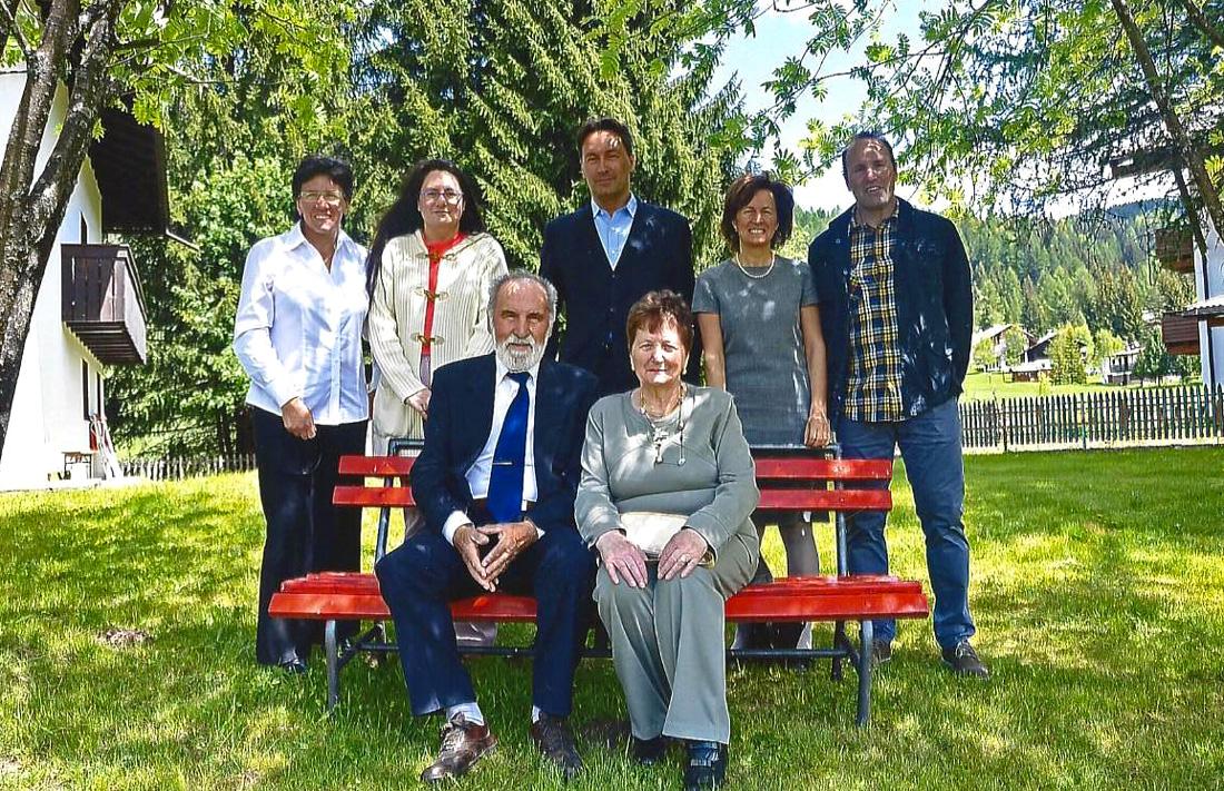 La famiglia Felicetti